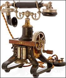 Teléfonos Antiguos Telégrafos Antiguos Antigüedades Técnicas