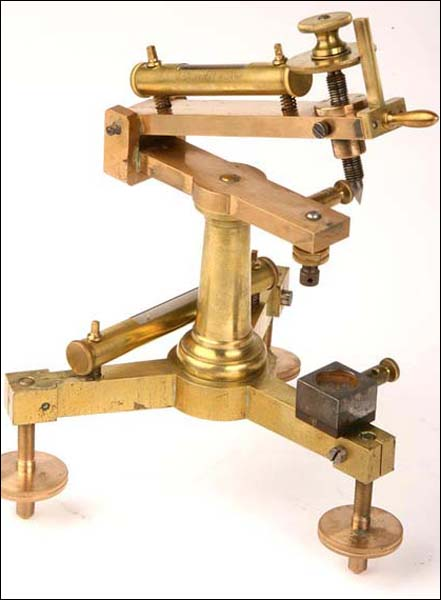 Antiguo nivel de precisi n demichel paris 1900 for Nivel de precision