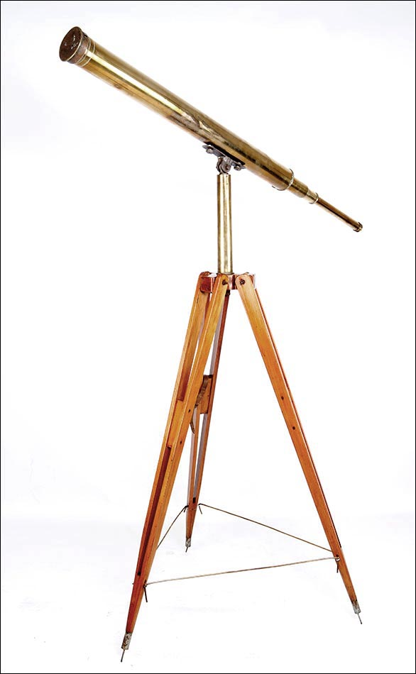 Telescopio antiguo
