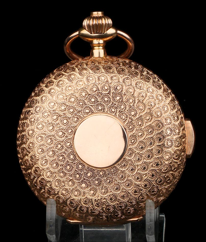4d2349146 Reloj de Bolsilllo Antiguo. Sonería a Minutos. Le Phare, Oro de 18K ...
