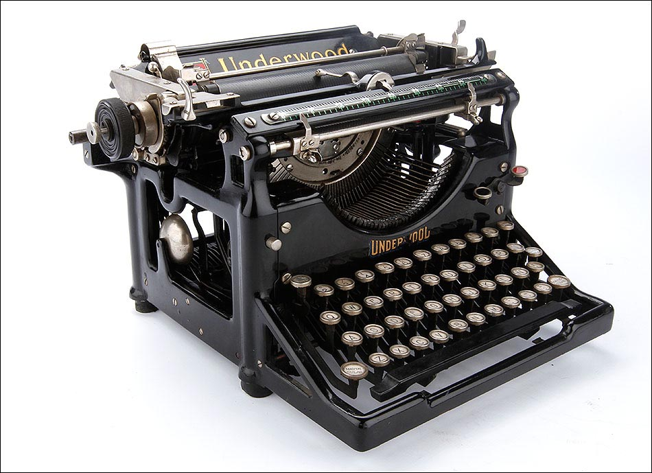 dating my underwood typewriter Limit my search to r/typewriters use the following search parameters to narrow your results: subreddit:subreddit find submissions in subreddit author:username.