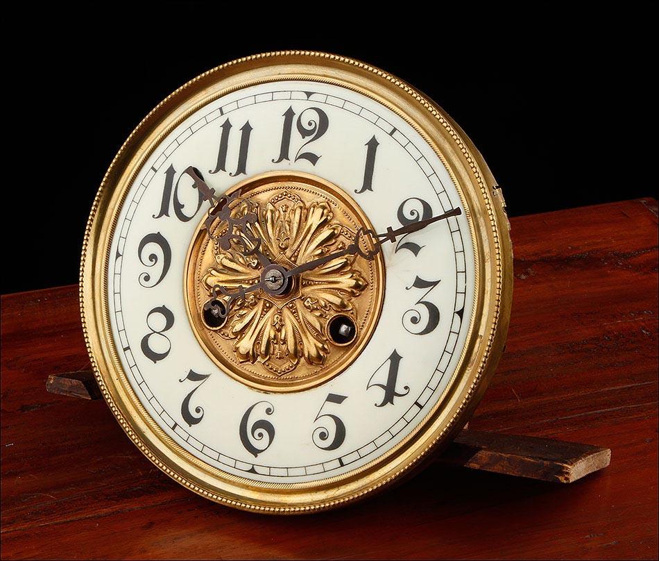 Hermoso reloj de pared kienzle restaurado y en - Relojes grandes de pared vintage ...