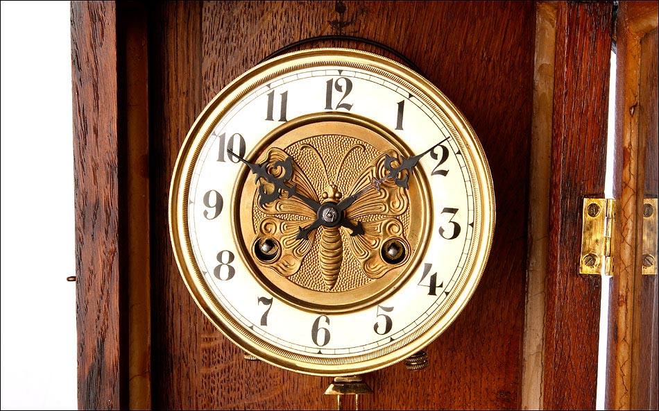 Antiguo reloj de pared junghans en perfectas condiciones for Reloj de pared vintage 60cm