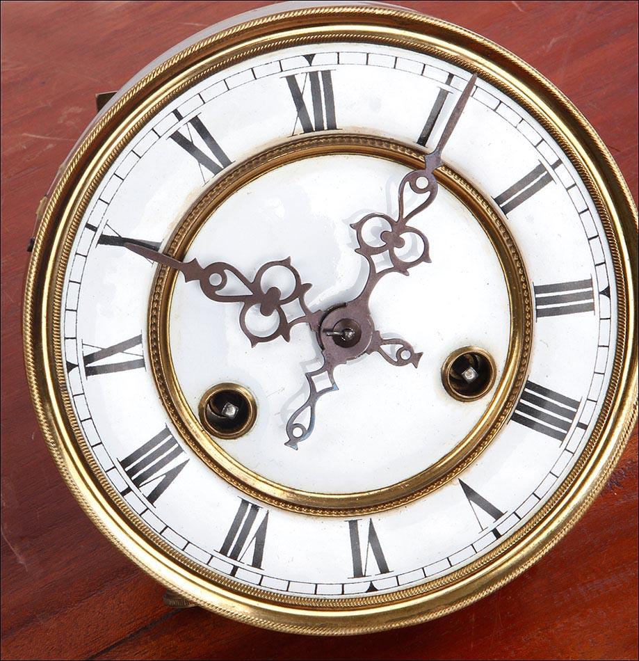 Antiguo reloj de pared mauthe alemania 1925 for Reloj de pared vintage 60cm